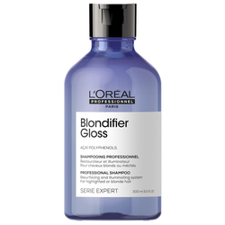 L'Oreal Serie Expert Blondifier Gloss Szampon Kojąco-Ochronny 300 ml