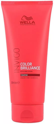 Wella Invigo Color Brilliance Odżywka do Włosów Grubych 200 ml