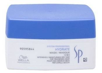 Wella SP Hydrate Maska Intensywnie Nawilżająca Do Włosów Suchych 200 ml